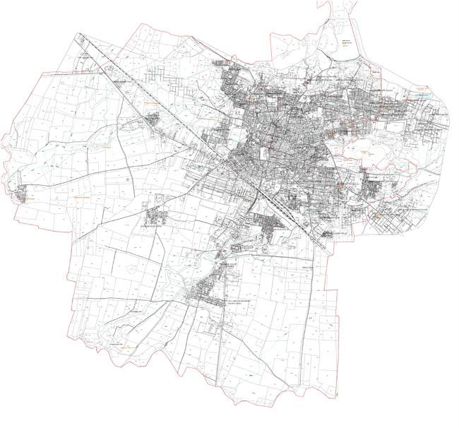 Adoni Base Map