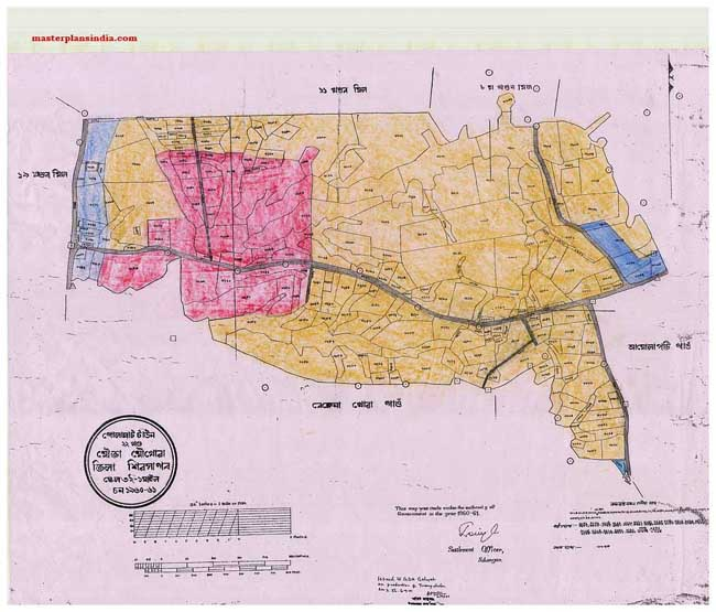 Golaghat Town Map-22