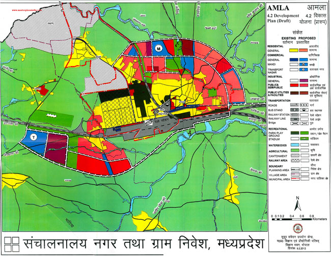 Amla Development Plan Map Draft 4.2
