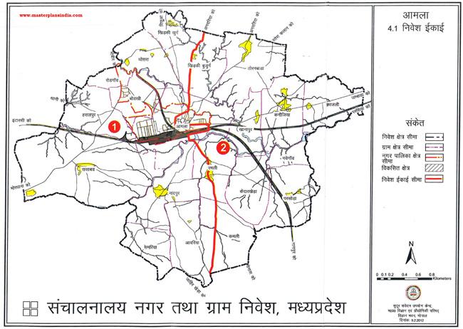 Amla Investment Unit Map