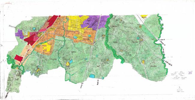 Katni Master Plan 2021 Map 3