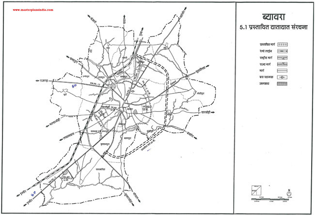 Biora Proposed Transportation Pattern