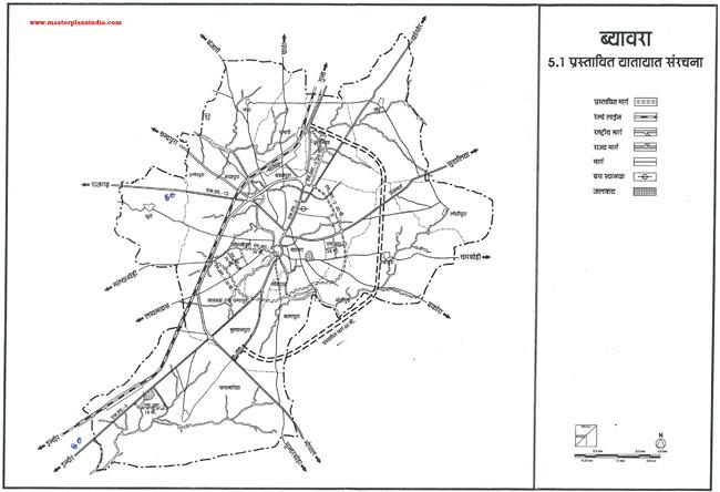 Biora Proposed Transportation Pattern