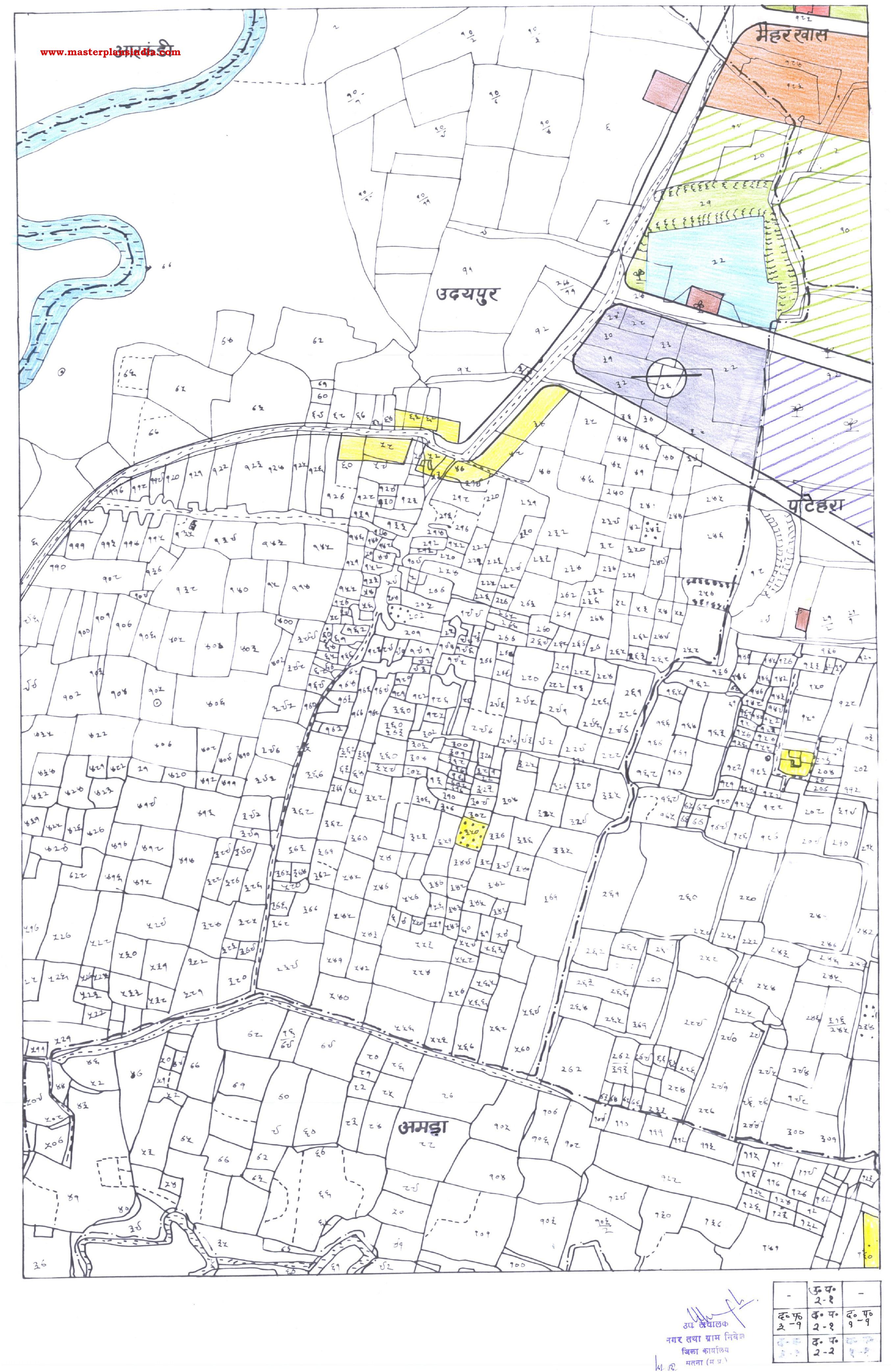 muda city map