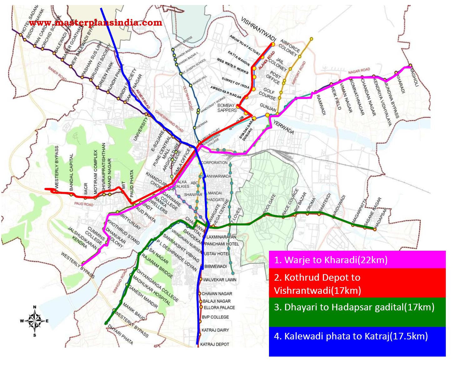 Maharashtra Map Pdf