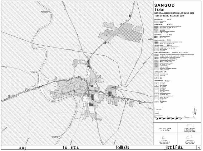 sangod land use map 2010 pdf download