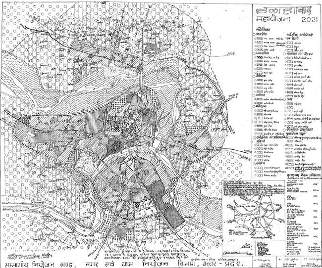Allahabad Master Plan 2021